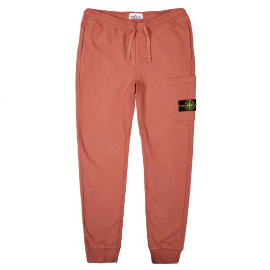 stone island sweatpants 71156032013 rust