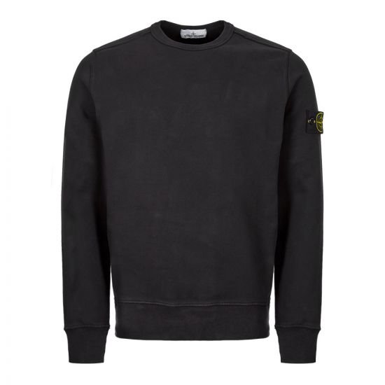 Stone Island Sweatshirt 711562720 V0029 In Black