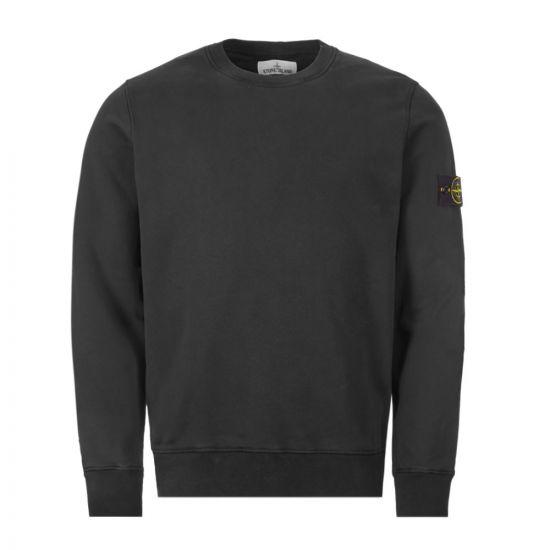 Stone Island Sweatshirt - Black 22101CP -1