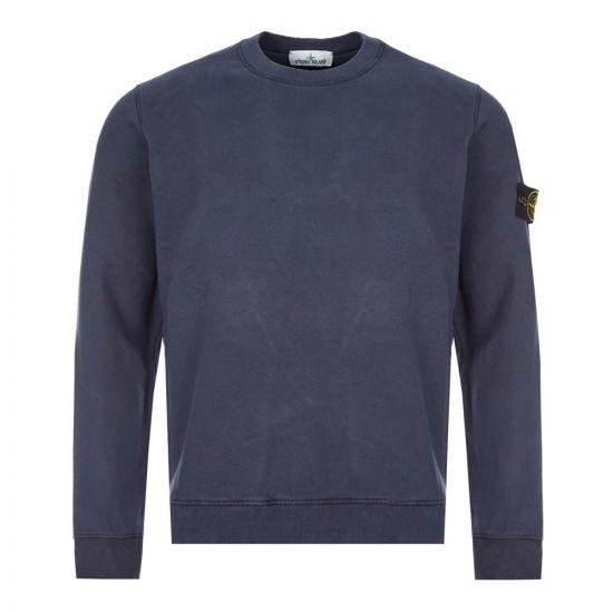 Stone Island Sweatshirt | 731563020 V0028 Navy