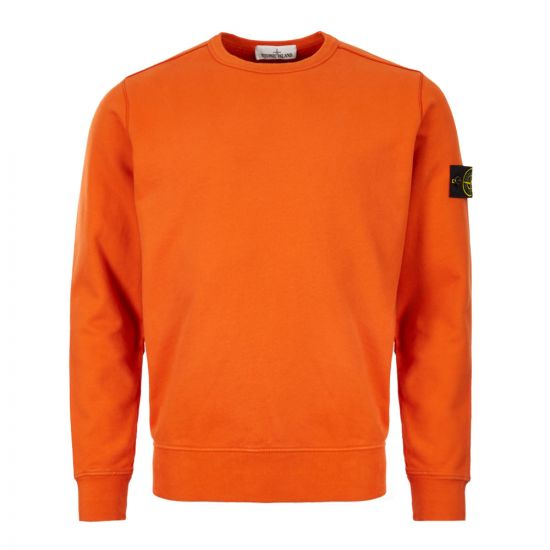 Stone Island Sweatshirt 711562720 V0032 Orange