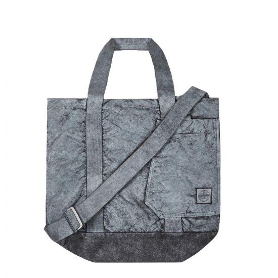 Stone Island Bag Dust Colour Finish   721591170 V0029 Black
