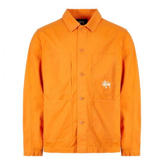 Stussy Jacket Torque | 115463 ORANGE