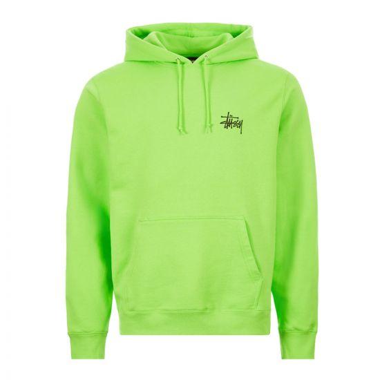 Stussy Hoodie - Green 22013CP -1