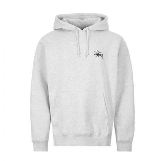 Stussy Hoodie - Grey 22012CP -1