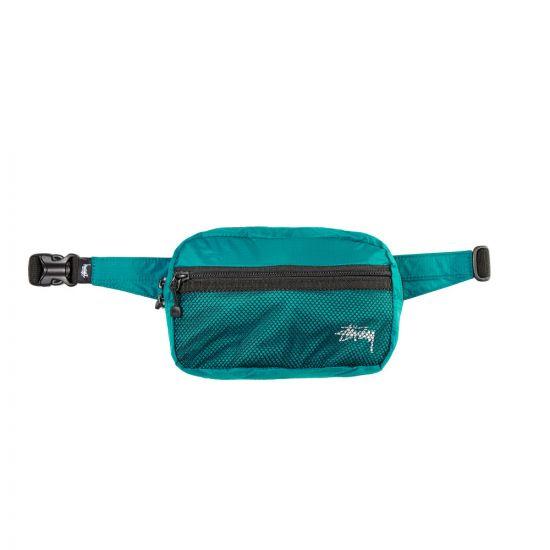 Stussy Bum Bag | 134210 Teal | Aphrodite Clothing