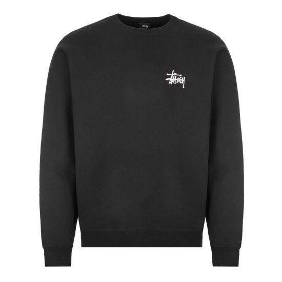 Stussy Sweatshirt | 1914535 Black