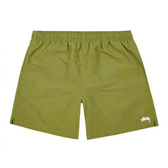 Stussy Swim Shorts Green 113120 GRN