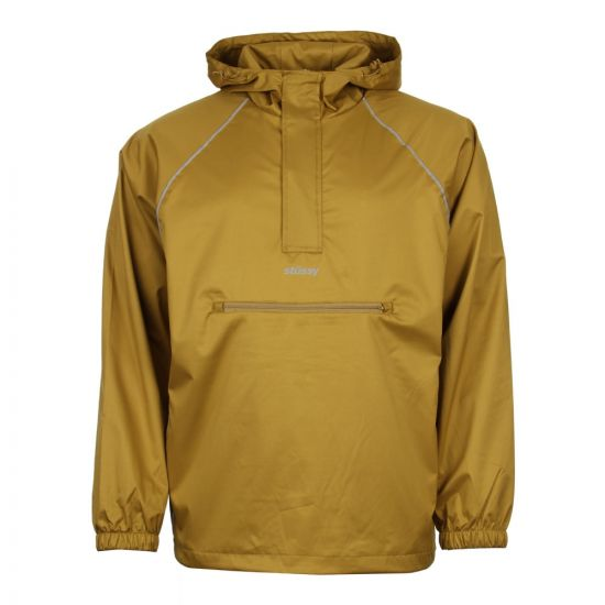 Stussy Pullover Jacket 115364 BRONZE
