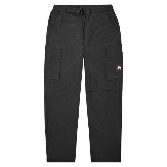 Stussy Zip Off Cargo Pant - Black 22169CP -1