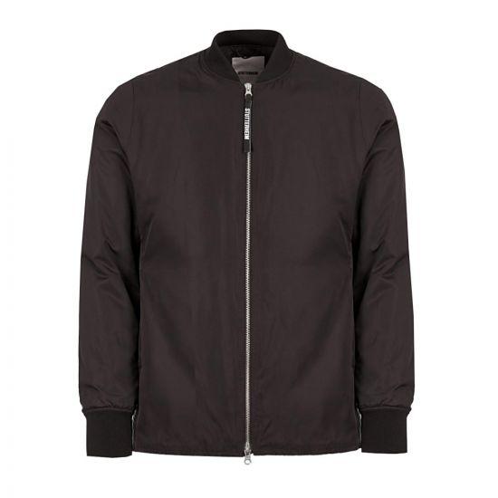 Stutterheim Jacket   1968 1001 Black