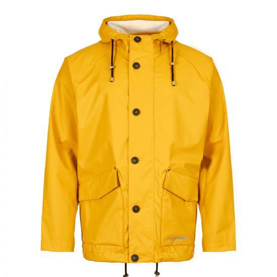Stutterheim Raincoat | 1957 7057 Warm Honey