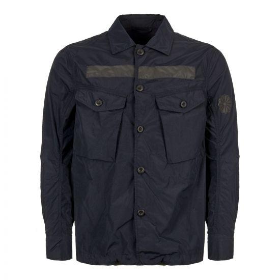 Ten c Field Shirt TCUC04059 005284 895 in Navy