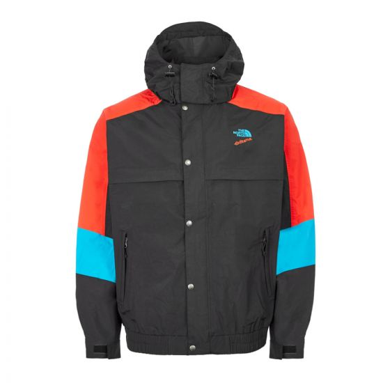 North Face Extreme Rain Jacket - Black 21432CP -1