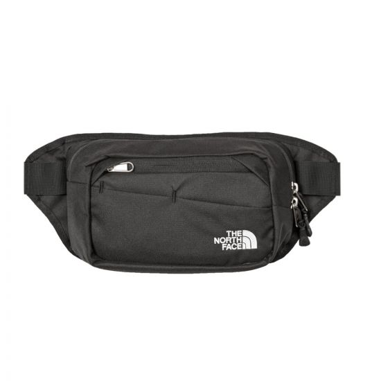 North Face Bozer Hip Pack Bag NF0A2UCXKY4 Black At Aphrodite Clothing