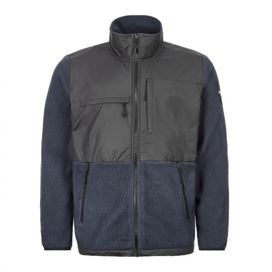 North Face Denali Fleece Jacket - Navy 21431CP -1