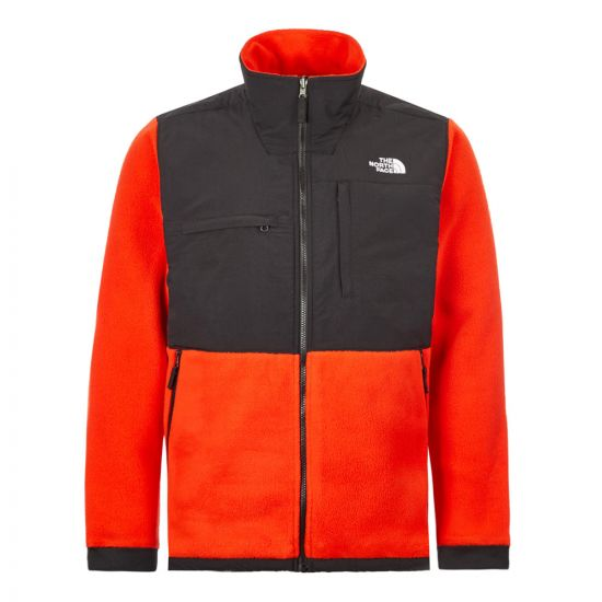 North Face Jacket Denali - Red 21810CP -1