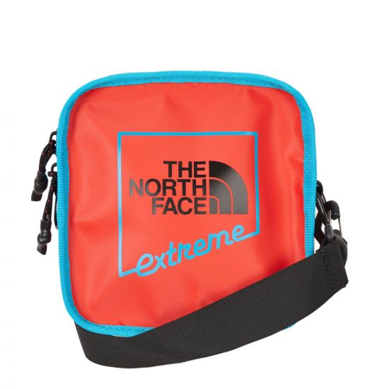North Face Extreme Bag – Red / Blue 21488CP -1