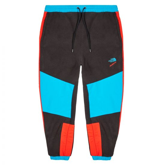 North Face Extreme Sweatpants - Red / Black / Blue 21392CP 0