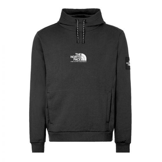 North Face Hoodie – Black 21771CP -1