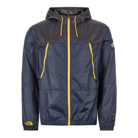 North Face Jacket Mountain - Navy 21980CP 0