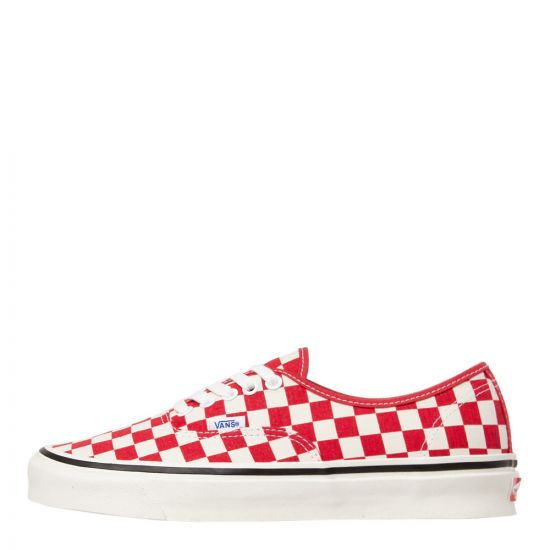 Vans Authentic DX VN0A38ENVL11 Red Checkerboard
