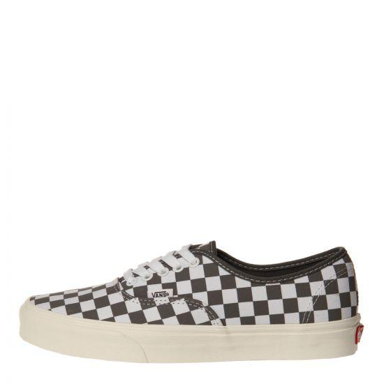 Vans Authentic Checkerborad | VA38EMU53 Grey