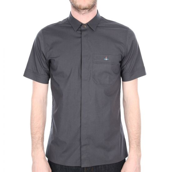 Short Sleeve Shirt - Grey