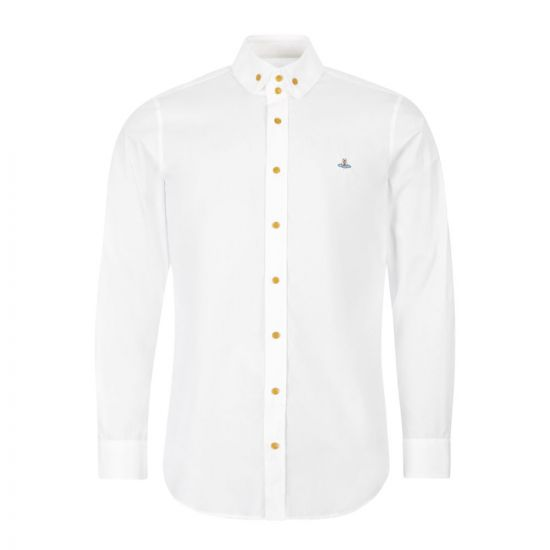 Shirt Krall 2 Button - White