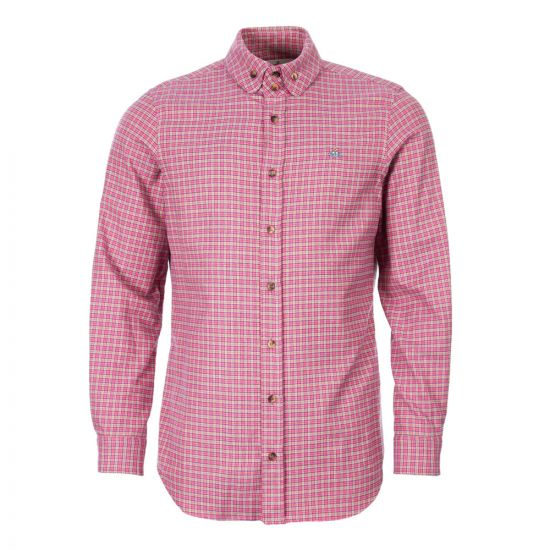 Vivienne Westwood Check Shirt S25DL0426 S49275 001F Pink