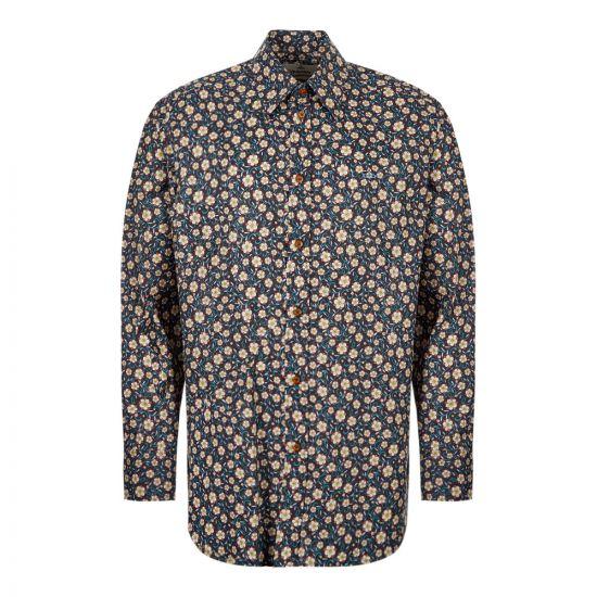 Vivienne Westwood Shirt   S25DL0460 S52269 002S Multi Flower