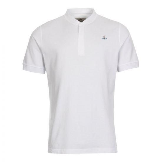Vivienne Westwood Polo Shirt | S25GC0400 S23142 100 White