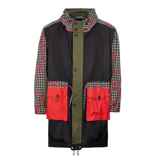 Vivienne Westwood Sports Jacket - Black 21125CP -1