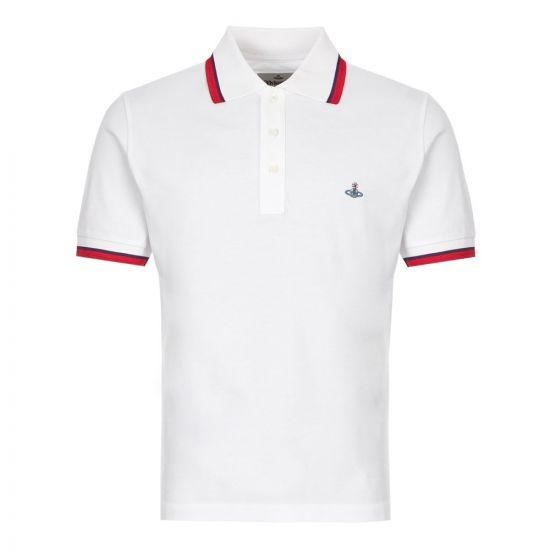 Vivienne Westwood Polo Shirt - White 21126CP -1