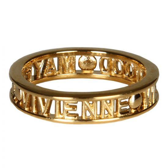 Vivienne Westwood Ring Westminster in Gold SR 1212/1 1 GOl