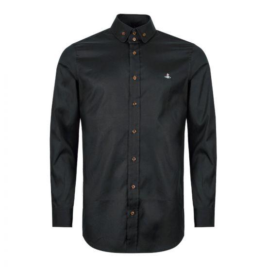 Vivienne Westwood Shirt | S25DL0456 S48869 900 Black