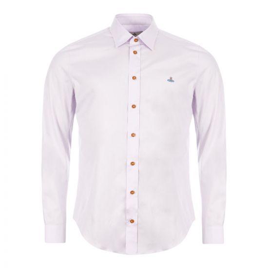 Vivienne Westwood Shirt – Lilac 21121CP -4