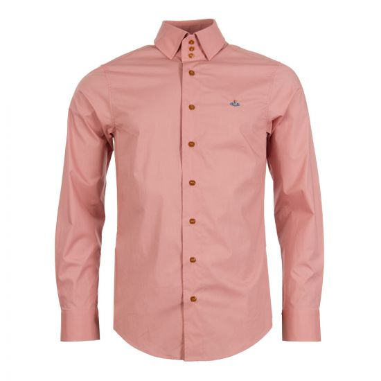 Vivienne Westwood Shirt S25DL0427S47979 In Pink