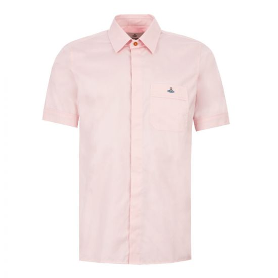 Vivienne Westwood Shirt S25DL0493 S47899 233 Pink Aphrodite1994