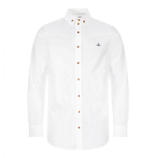 Vivienne Westwood Shirt Button Down - White 21750CP -1