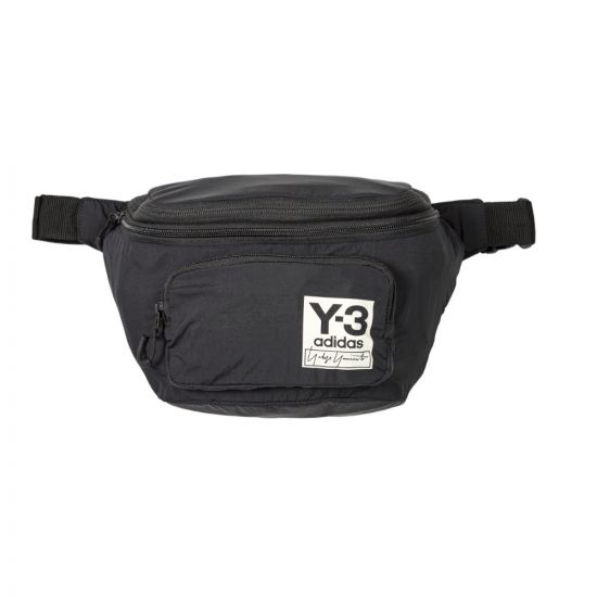 Y3 Packable Backpack FH9255 Black