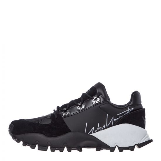 Kyoi Trail Trainers - Black