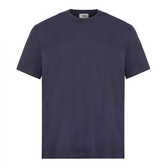 Y3 Logo T-Shirt - Legink 21759CP -1