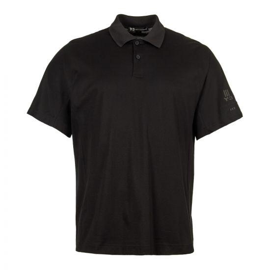 Y-3 Polo Shirt DY7300 Black