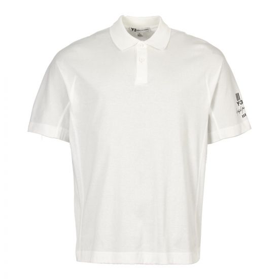 Y-3 Polo Shirt DY7301 White