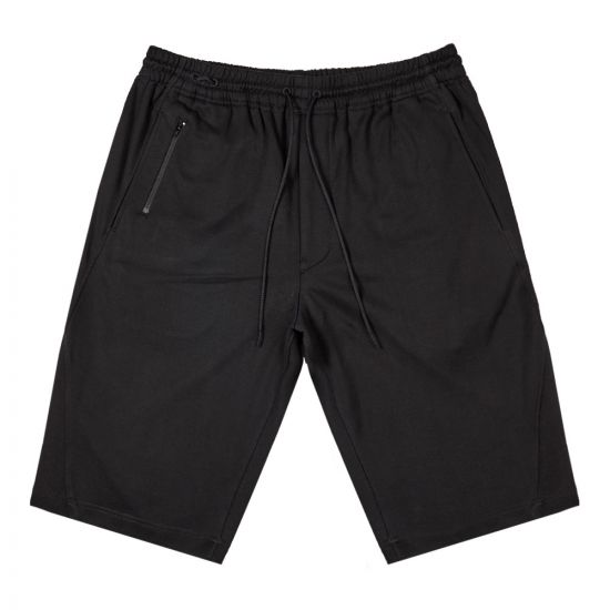 y-3 sweat shorts FJ0362 black
