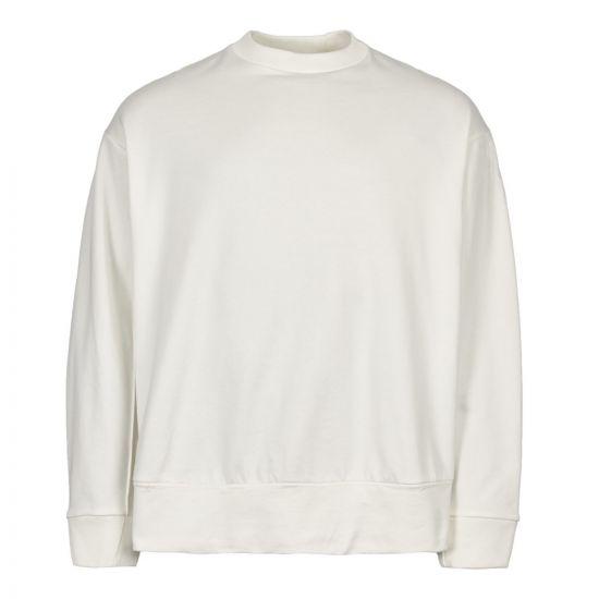 y-3 sweatshirt DY7158 white