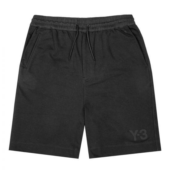 Y3 Terry Shorts , FN3394 Black , Aphrodite 1994