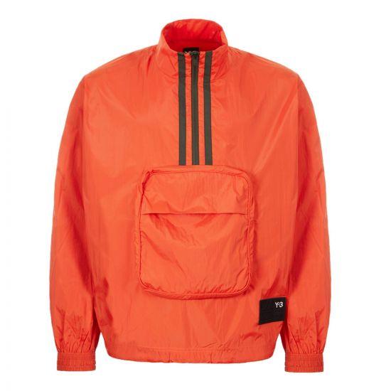 Y3 Jacket | FJ0376 Shell Red