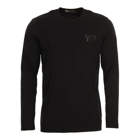 Y3 Classic Long Sleeve T-Shirt | DP0568 Black